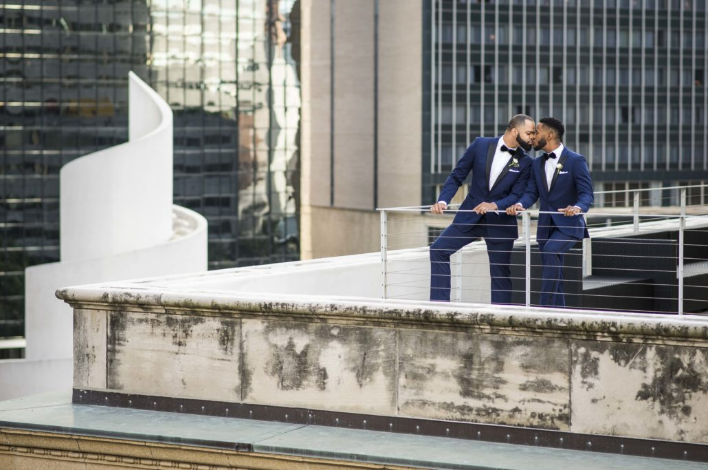 LGBT Dallas Weddings